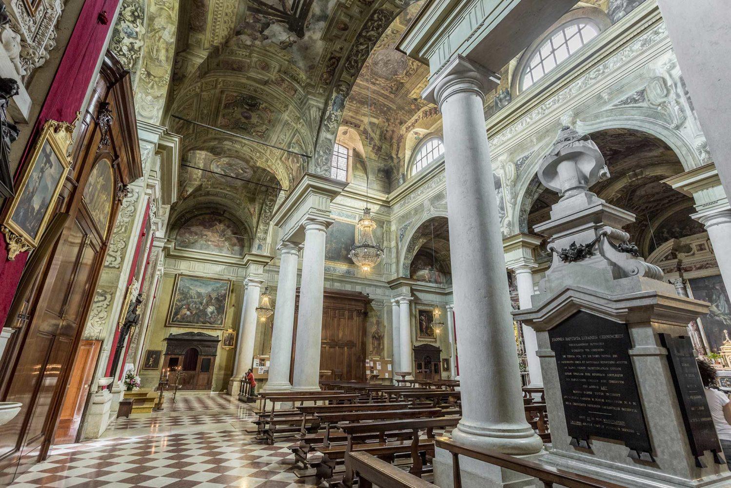 Chiesa dei Santi Faustino e Giovita - Brescia