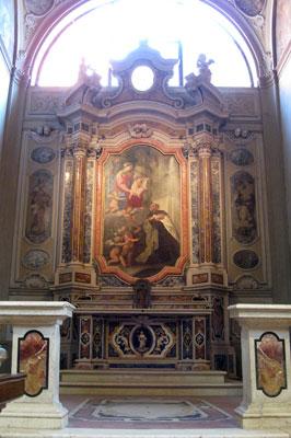 Chiesa Santa Maria del Carmine - Brescia