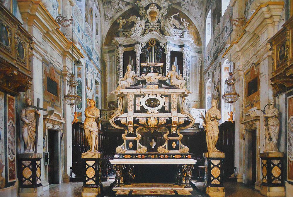Chiesa Santi Faustino e Giovita - Brescia