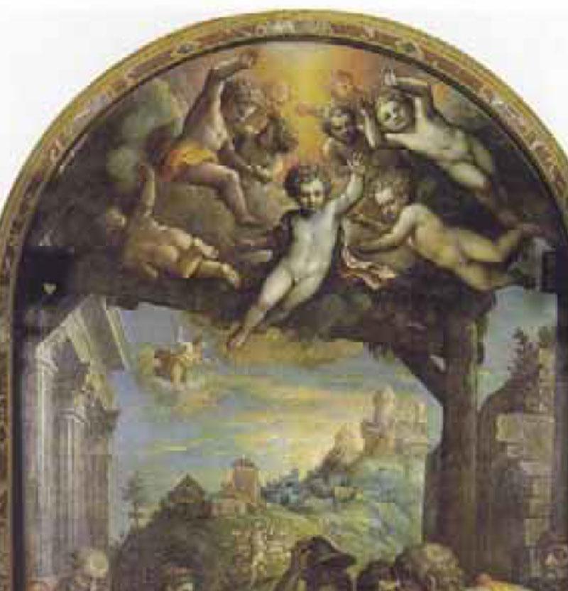 Pala Chiesa Santi Faustino e Giovita - Brescia